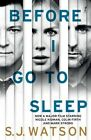 Before I Go to Sleep by S. J. Watson (Paperback, 2014)