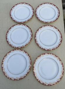 6-Royal-Doulton-039-Winthrop-039-Side-Bread-amp-Butter-Plates-17cm-6-3-4-034-H4969