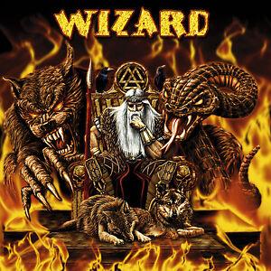 WIZARD-Odin-Ltd-Digipak-CD-Bonus-Tracks-Poster-Sticker-True-Heavy-Metal