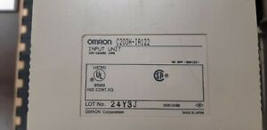 Omron-C200H-IA122-Input-Unit-C200H-IA122-100-120VAC-10mA