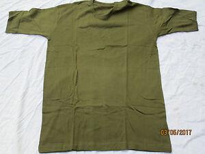 Vest-Mans-PT-olive-englisches-T-Shirt-Size-118cm-XL-XXL