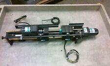 """Motorized Slide Thompson Linear Motion 2DA0800AL 36"""" OM 2GN75KA, 2IK6RGN-AUL"""
