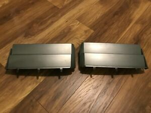 Genuine-Range-Rover-L322-Side-Vent-Grille-Wing-Grill-Left-amp-Right-grey-colour