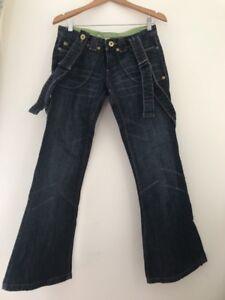 Femmes Denim Jeans 8 < Jj4945