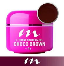 "m-Line  1-Phase UV-Gel Color ""Choco Brown""   5g"