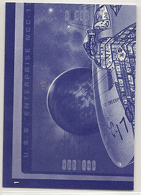 TC Star Trek 30 years Phase 3 Motion 3D Card M3