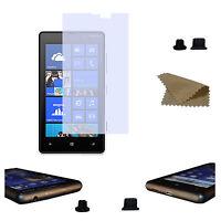 Nokia Lumia 820 Displayschutzfolie Schutz Folie Display Schutzfolien Folien