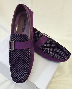 mens shoes loafer fashion italian casual slip on