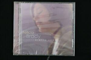Pretty Soon by Felicia Brady (CD, 2003) Cracks in case. New Sealed !