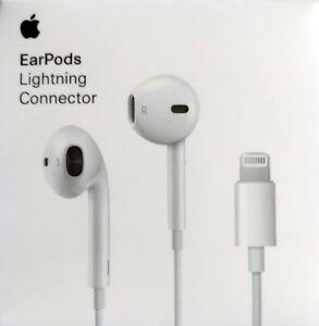 Détails sur Véritable d'écouteurs Earpods Apple Avec Lightning Connecteur Pour iPhone 7 8 Plus X XR Retail afficher le titre d'origine