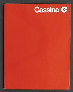 Design-Arredamento-Catalogo-Cassina-1979