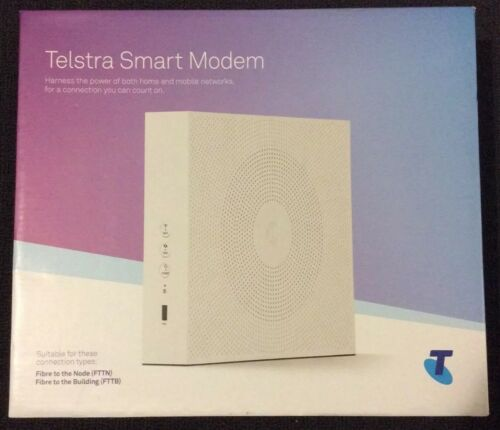 TELSTRA SMART MODEM WIFI ROUTER DJA0230 technicolor