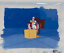 thumbnail 1 - DARKWING DUCK Production Animation Cel&Background W/Certificate