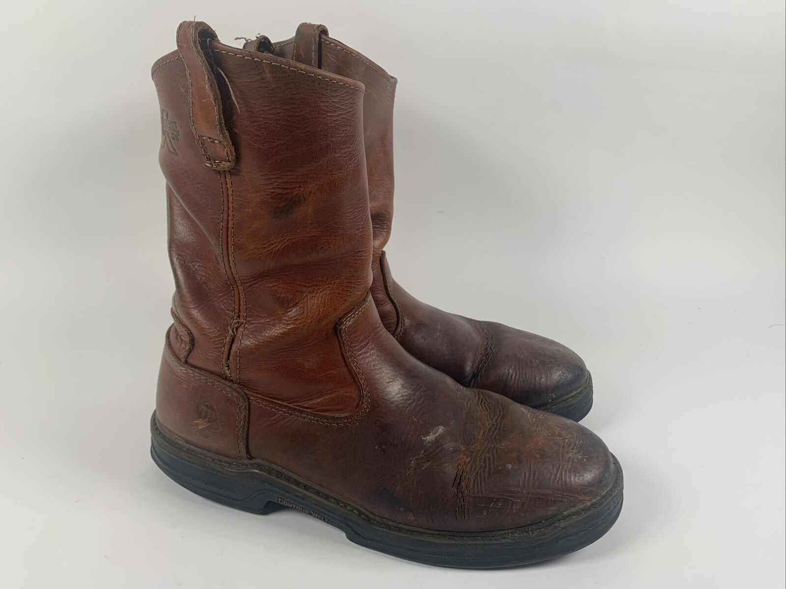best mens leather work boots