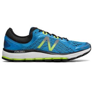 promo code 31d65 01b4d New Balance 1260v7 Bolt Blue Energy Lime Running Shoes M1260BG7 ...