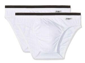 HANES-Man-Lower-Parts-Basic-Stretch-Cotton-Bottoms-Uomo-AQ005H1-WHT