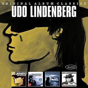 UDO-LINDENBERG-ORIGINAL-ALBUM-CLASSICS-5-CD-NEU