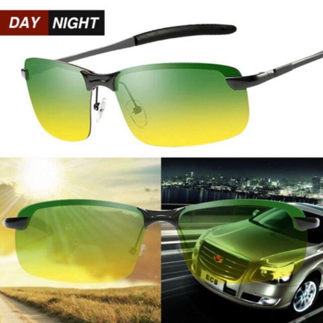 e329c63df8 Day Night Vision Men s Polarized Sunglasses Driving Pilot Sports Sun Glasses