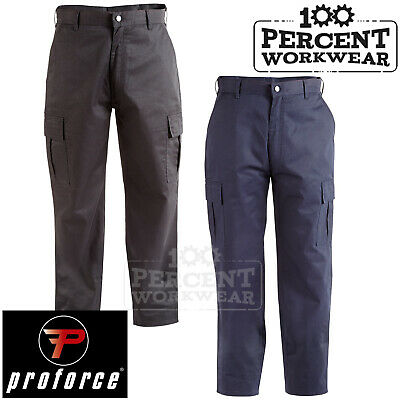 Quality Work Trousers Cargo Combat Pockets Pants Warehouse Cheap Low Price Value