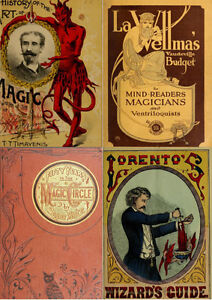 Details about 70 RARE,OLD ANTIQUE BOOKS ON MAGIC, TRICKS, ILLUSIONS &  CONJURING HISTORY ON DVD