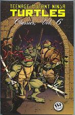 Teenage Mutant Ninja Turtles Classics 6 TPB GN IDW 2013 NM 42 43 44