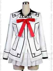 New-Style-VAMPIRE-KNIGHT-Yuki-Night-Class-White-Uniform-Cosplay-Costume-Any-Size