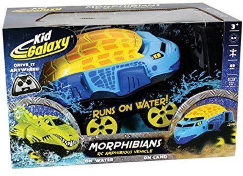 Kid Galaxy Morphibians Terrapin-Caja Abierta