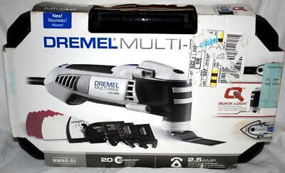 10+1 Blade Oscillating Multi Tool For Dremel Multi-max MM40 MM45 Quick-lock 4.0