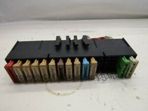 s l300 bmw 7 series e38 v12 91 04 m73 v12 small fuse box board holder small fuse box at panicattacktreatment.co