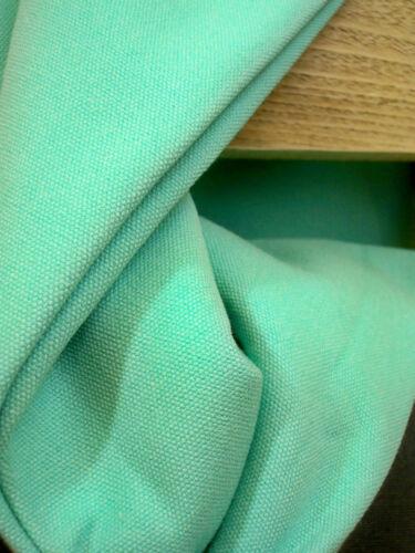 Green Cotton Canvas Fabric Suave Tela De Cortina Tapicería Material De La Decoración