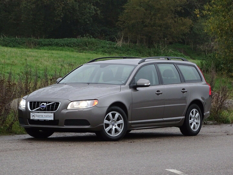 Volvo V70 2,0 D3 163 aut.