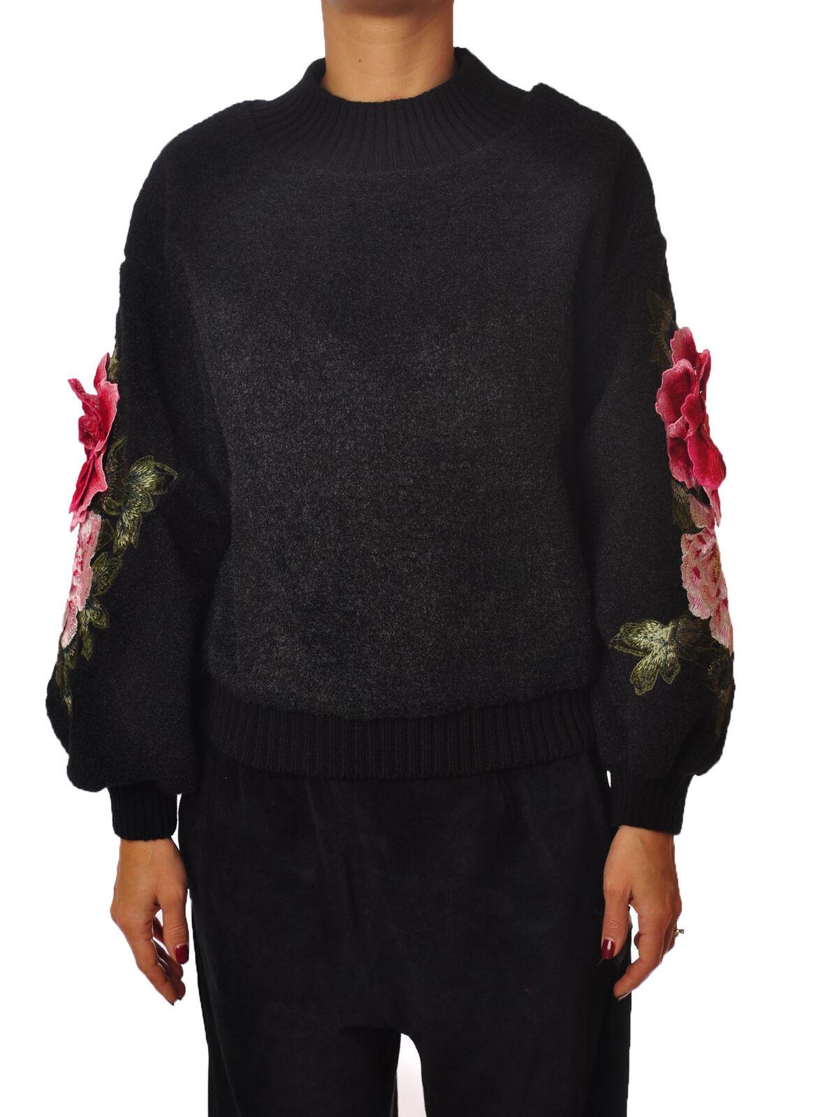 All Mustar  -  Blouses - Female - schwarz - 4414225A185135