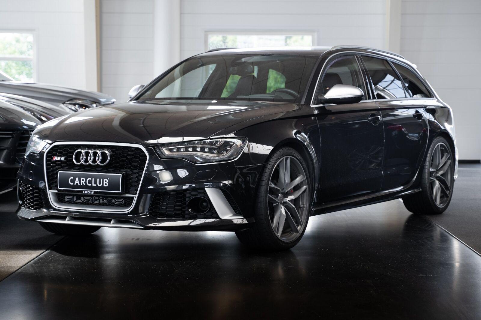 Audi RS6 4,0 TFSi Avant quattro Tiptr. 5d - 5.394 kr.