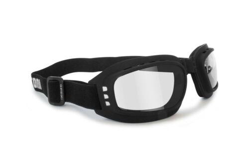 Bertoni Photochromic Goggles - Photochromic Sunglasses for Extreme Sports - F112