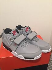 191a48623c39d item 2 New Nike Air Trainer Victor Cruz Wolf Grey Met Silv 777535-001 Men  Sz 14 Jordan -New Nike Air Trainer Victor Cruz Wolf Grey Met Silv 777535-001  Men ...