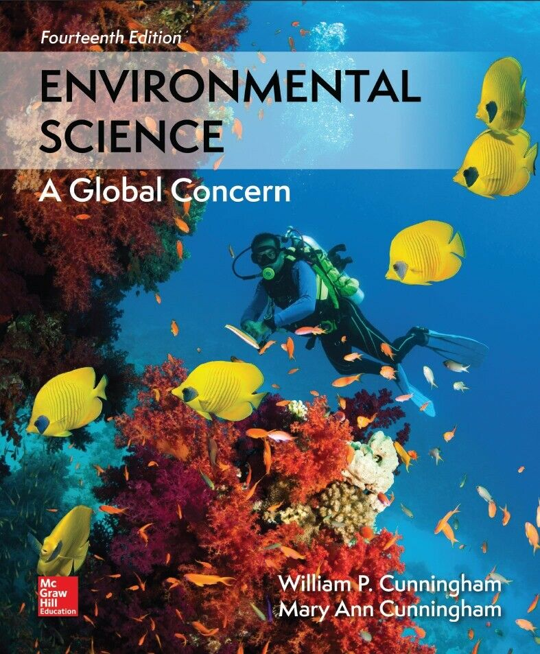 Environmental Science A Global Concern 14th Edition 2