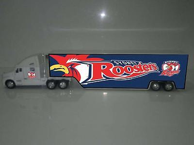 Eastern Suburbs Sydney Roosters Kenworth Transporter Truck Code 3 Diecast 330mm