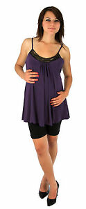 Purple-Sleeveless-Solid-Two-Piece-Set-Summer-Outfit-Black-Shorts