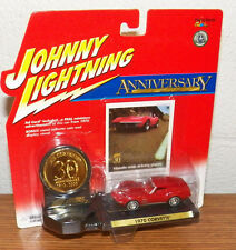 Playing Mantis JOHNNY LIGHTNING 30th Anniversary Series 1970 Corvette 1/64