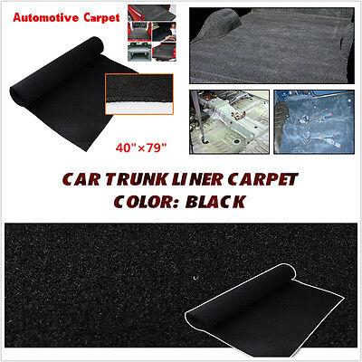 40/'/'x79/'/' Car Pickup 4x4 Speaker Box Interior Floor Carpets Mat Liner Heatproof