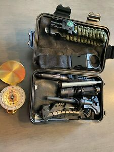 Survival Kit 15 in 1, fishing, camping, survival gear