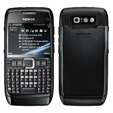 Imported Nokia E Series E71 - Smartphone GPS MP3 GSM FM QWERTY * WiFi 3G camera