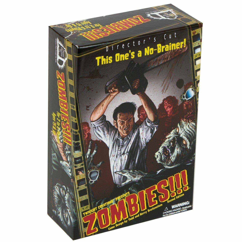 sin mínimo Zombies    director Cut Segunda Edición Juego de de de Tablero  ahorra hasta un 50%