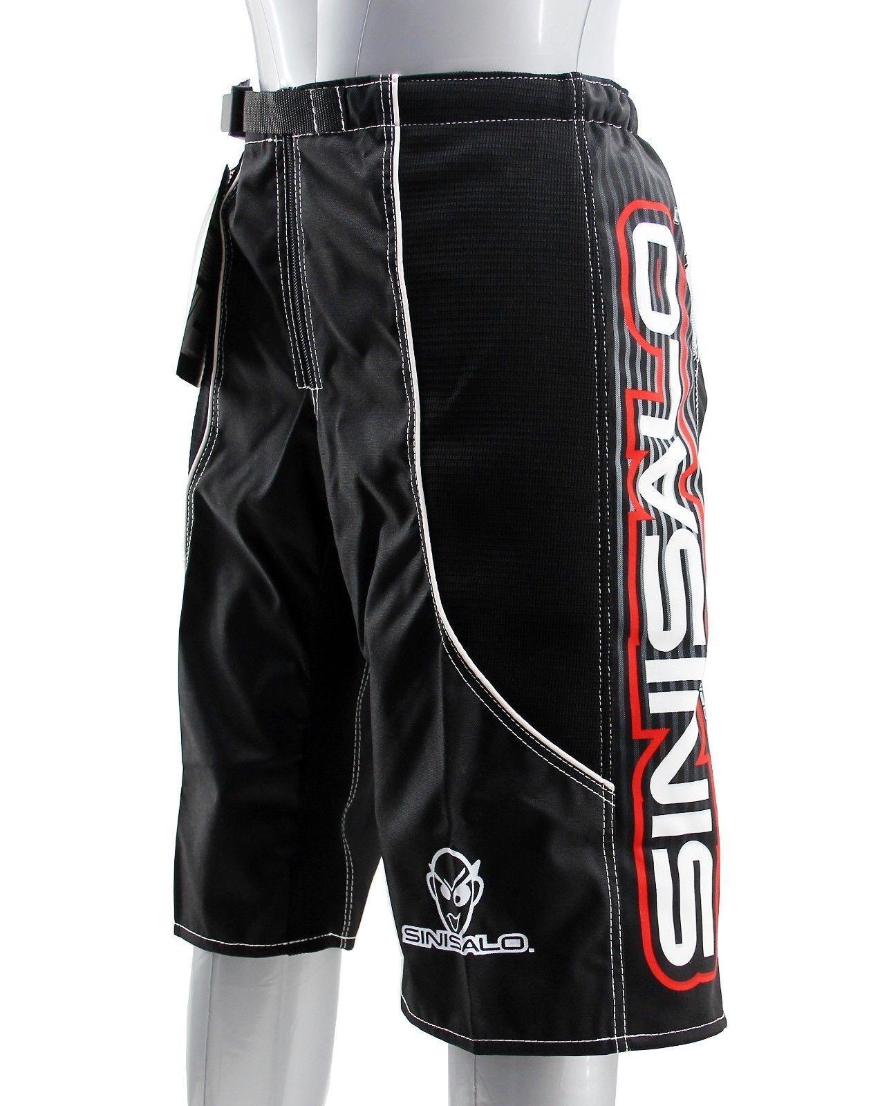 Sinisalo Gr.28 MTB Shorts, Schwarzm, Gr.28 Sinisalo 68f85a