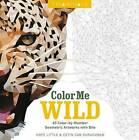Trianimals: Color Me Wild: 60 Color-By-Number Geometric Artworks with Bite by Hope Little, Cetin Can Karaduman (Paperback / softback, 2016)