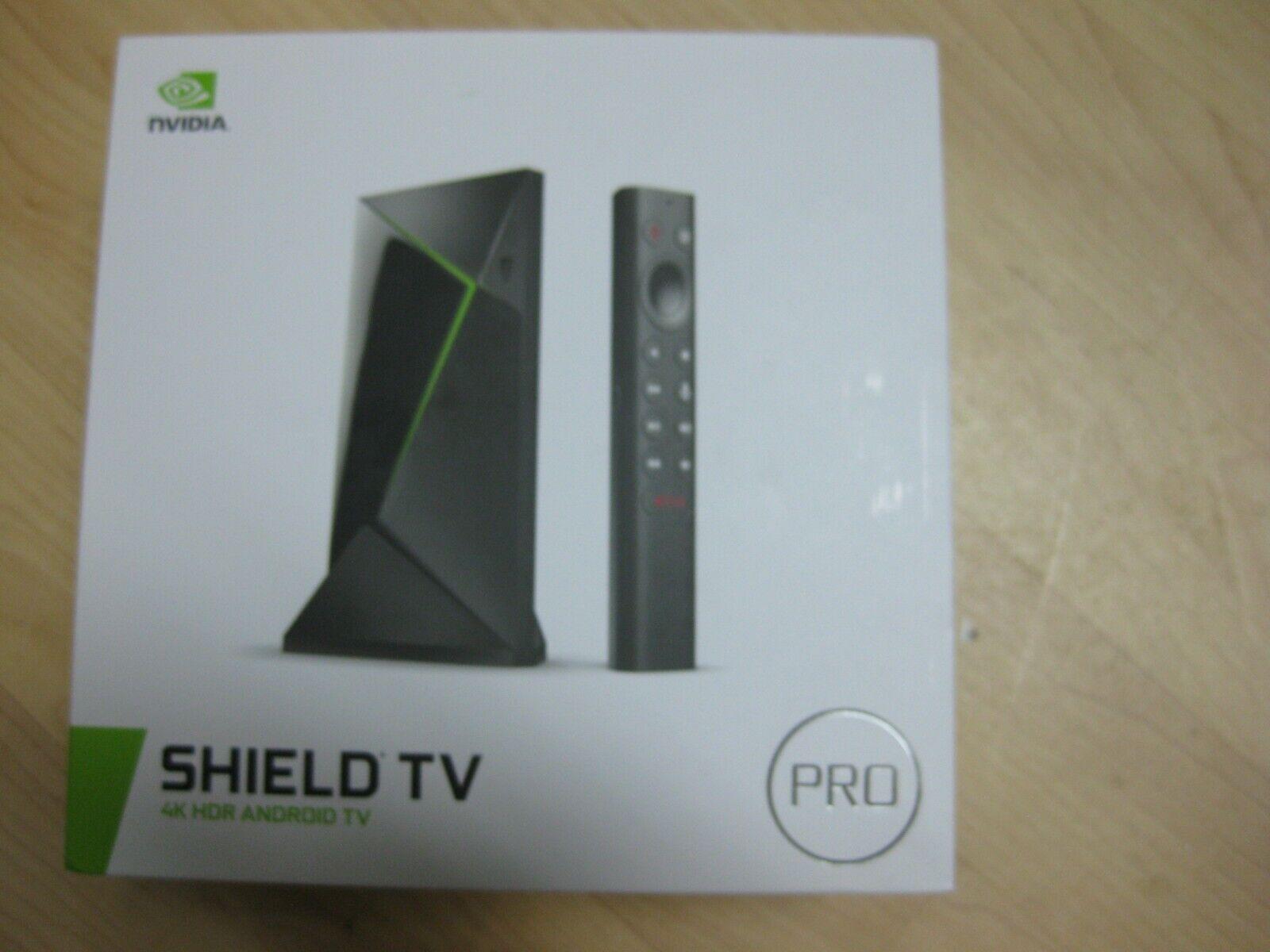 Brand New! NVIDIA Shield TV Pro 4K UHD Streaming Media Player brand media nvidia player pro shield streaming uhd