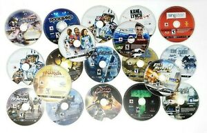 SCRATCHED-AS-IS-Sony-PlayStation-3-PS3-Defective-Video-Game-Lot-of-19