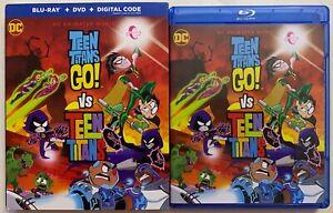 DC-TEEN-TITANS-GO-VS-TEEN-TITANS-BLU-RAY-DVD-2-DISC-SET-SLIPCOVER-SLEEVE-BUYIT