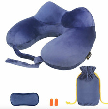 Sencezo Inflatable Travel Pillow Sleep