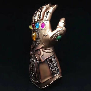Avengers-Thanos-Glove-Infinity-Gauntlet-Guanti-Cosplay-Regalo-Natale-Show-Party